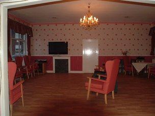Broadway Residential Care Home Liverpool TV Lounge