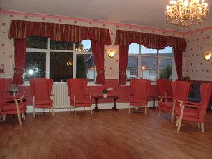 Broadway Residential Care Home Liverpool Sitting Room