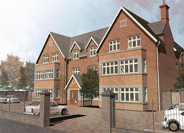 Brook House Care Home in Towcester