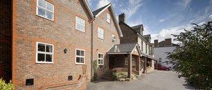 The Lodge Care Home in Hemel Hempstead