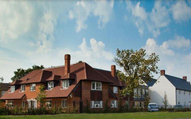 Buckingham House Care Home in Gerrards Cross