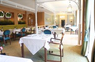 Dinning room in Pembroke House