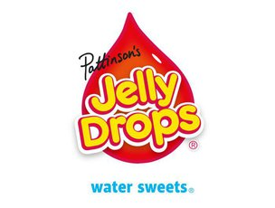 Jelly Drops' Innovative Water Sweets