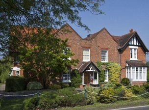 Cossins House Care Home in Cobham