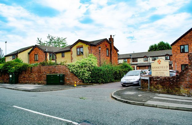 Bankfield Care Home in Bury, Greater Manchester