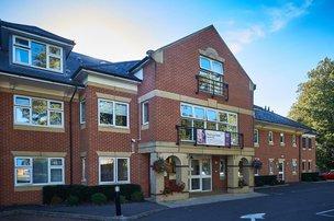 Clara Court Care Home in Maidenhead