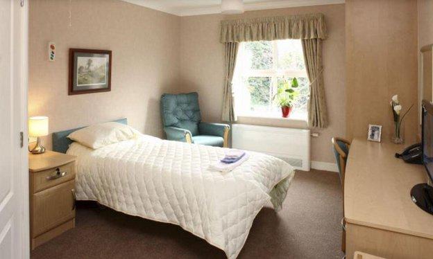 Cavendish Court Care Home in Alderley Edge