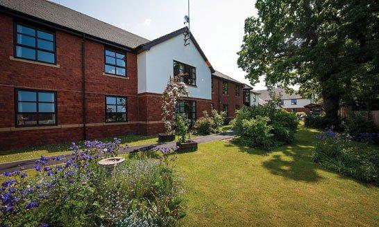 Chapel Fields Care Home in Frodsham