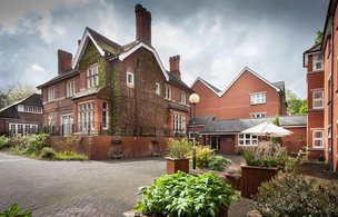 Charlotte House Care Home in Bebington