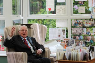 Chiswick House Care Home - Resident