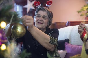 Christmas at a Care Home