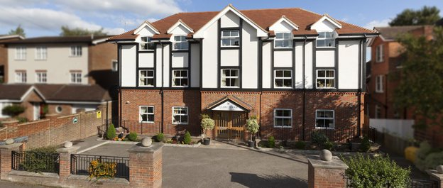 Clare Lodge Care Home in St Albans