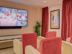 Clairleigh Nursing Home Bromley Cinema
