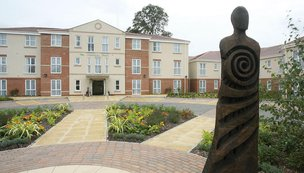 Claremont Court Care Home in Guildford