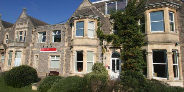Clarence Park Care Home in Somerset