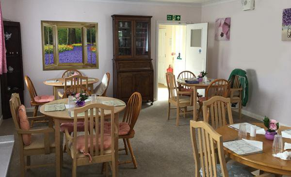 Coast Care Whitebriars Care Home Dining