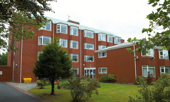 Connell Court Care Home in Southport