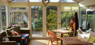 Conservatory at Dewar Close