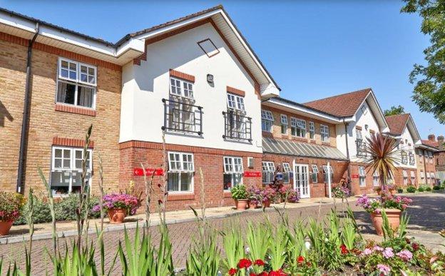 Coplands Nursing Home in Wembley