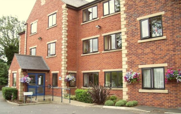 Corinthian House Care Home in Upper Wortley