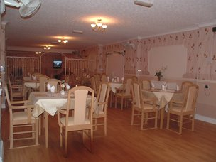 Courtfield Lodge Care Home Ormskirk Dining Room