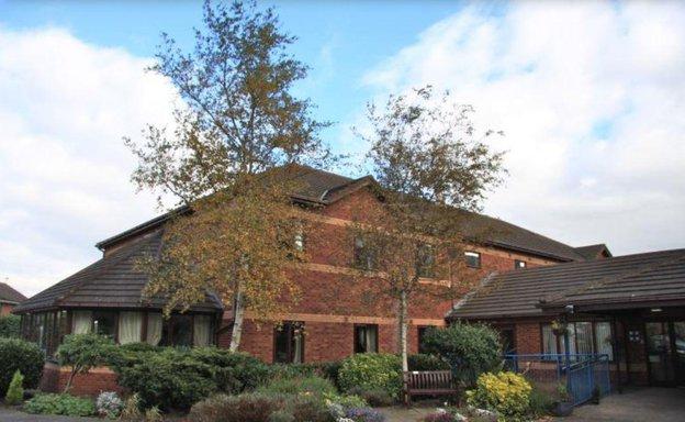 Croft House Care Home in Ossett