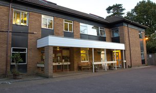 Cromwell House Care Home in Norwich