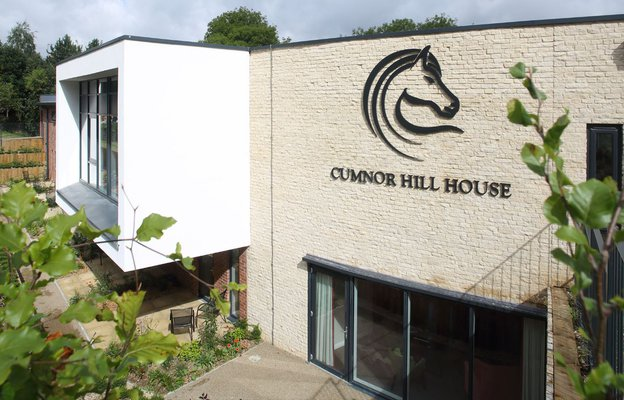 Cumnor Hill House Care Home in Oxford, Oxfordshire exterior