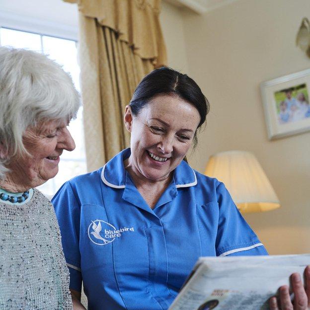 Bluebird Care (Rushcliffe & Melton) Home Care