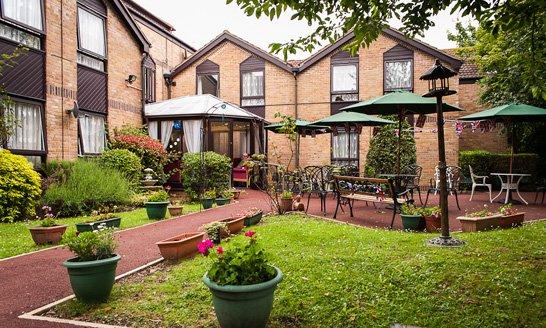 Davids House Care Home in Harrow