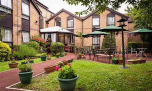 Davids House Care Home in Harrow