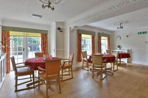 Dinning Room in Avenue House
