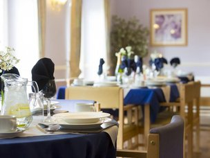 Dinning room at Avery Lodge Care Home