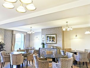 Dinning Room in Birkdale Tower Lodge