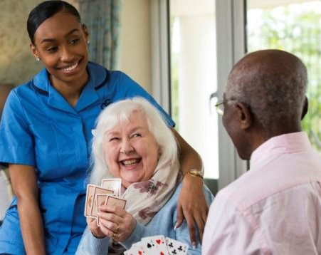 Earlsfield Court Care Home in East Sussex