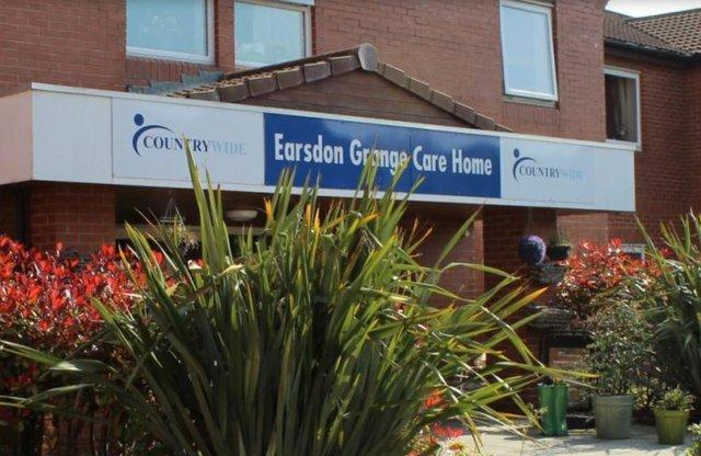Earsdon Grange Care Home in Wellfield