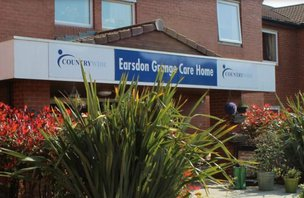 Earsdon Grange Care Home in Wellfield