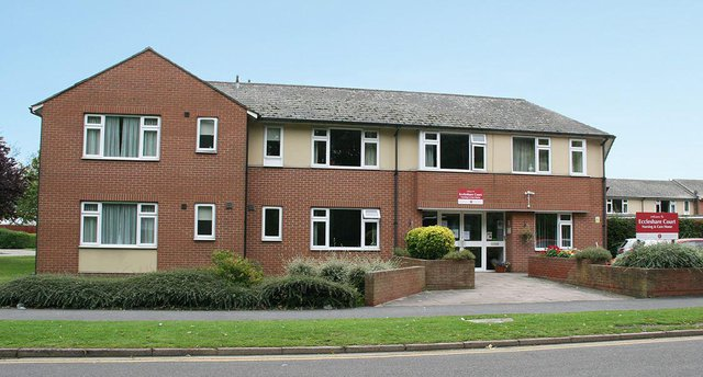 Eccleshare Court Care Home in Lincoln