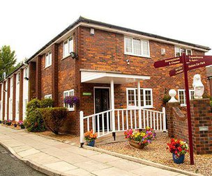 Eden Mansions Nursing Home in Cheshire
