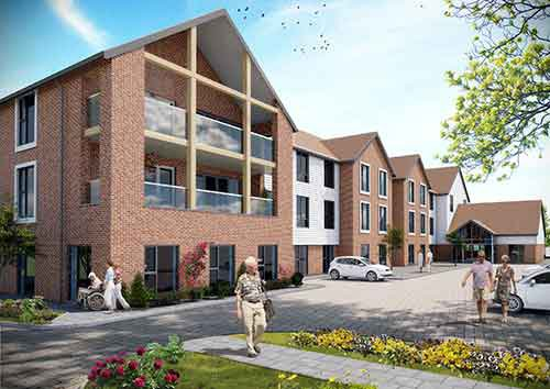 Edenbridge Manor Care Home - Exterior