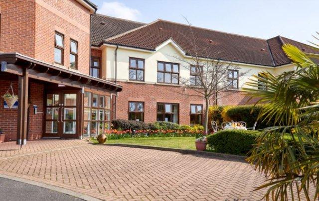 Eltandia Hall Care Centre in Norbury
