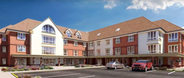 Emerson Grange Care Home in Kent