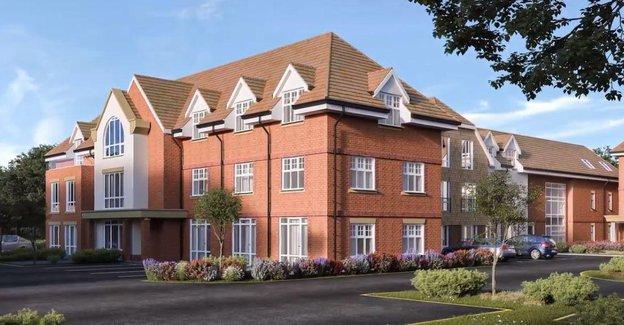 Emerson Park Retirement Apartments in Kent