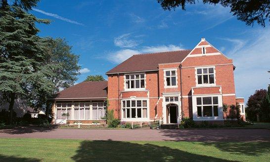 Engelberg Care Home in Wolverhampton