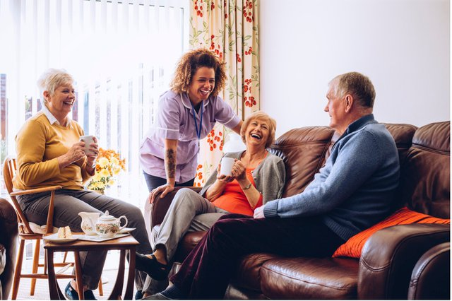 Aston Home Care Staffordshire Family care