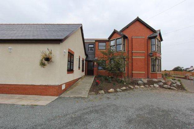 Alexandra Nursing Home in Tywyn