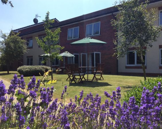 Fairway View Care Home in Bulwell, Nottingham Exterior