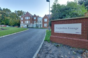 Carpathia Grange Care Home in Southampton