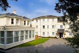 Firtree House Nursing Home in Tunbridge Wells exterior of property