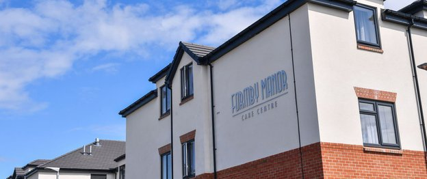 Formby Manor Care Home in Formby